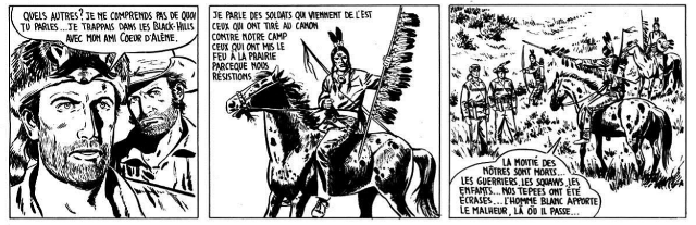 Davy Crockett, in Pif #226
