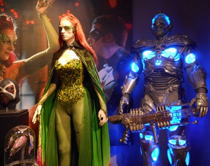 costume Poison Ivy & Mr Freeze